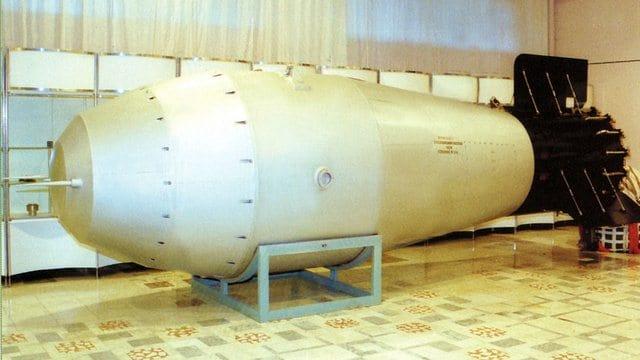 Big Ivan – Tsar Bomba najveća bomba ikad napravljena