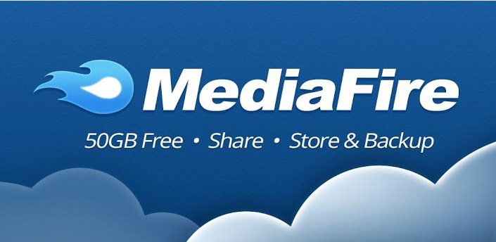 MediaFire Vam daje 50GB