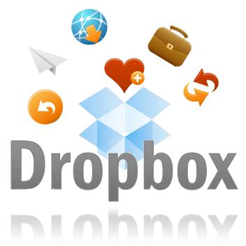 Dropbox novosti