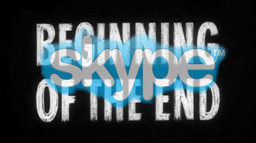 Početak kraja za Skype