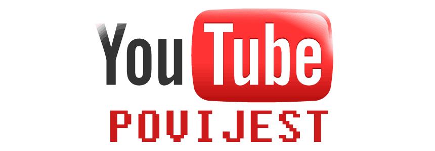 youtube povijest