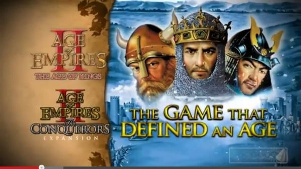 Age of Empires II HD Multiplayer