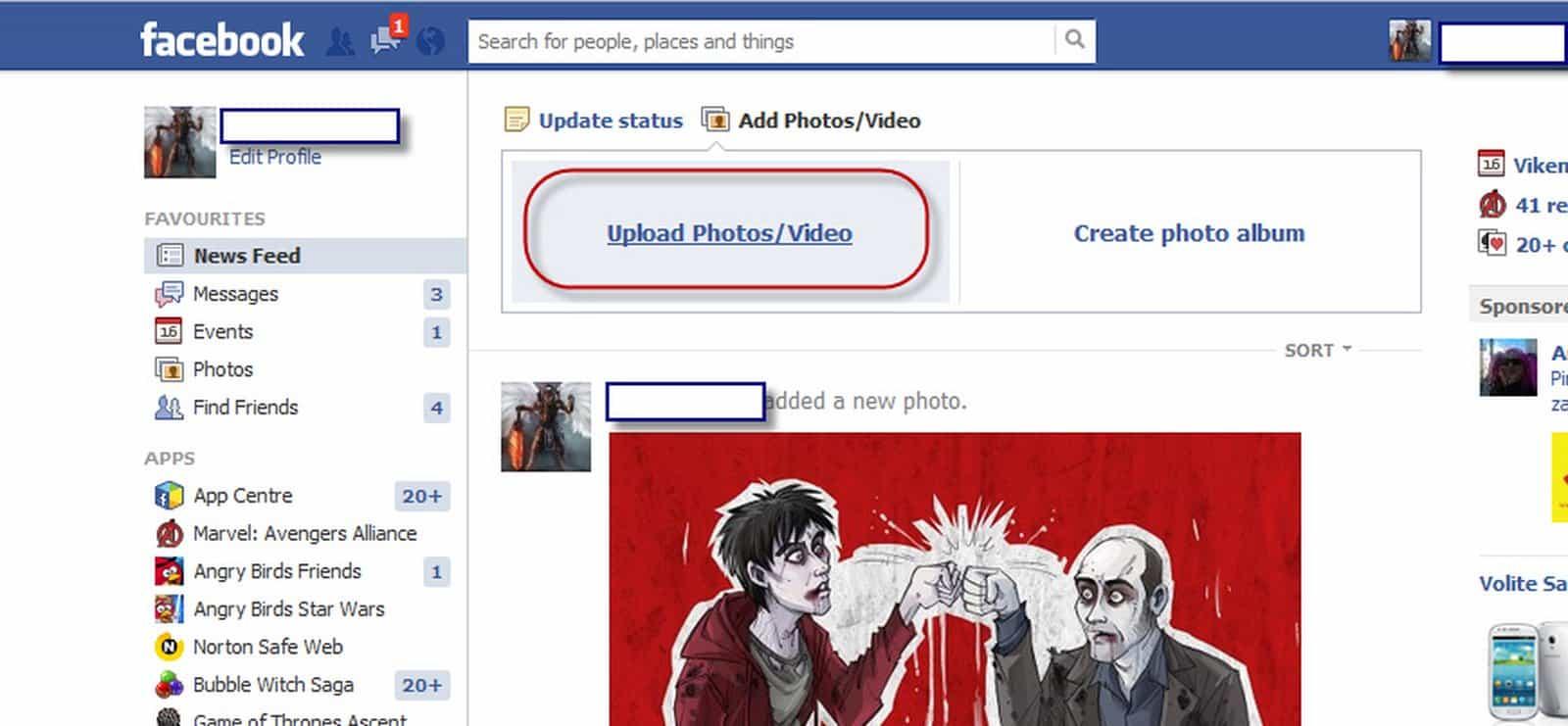 Kako postaviti sliku na Facebook brže i jednostavnije?