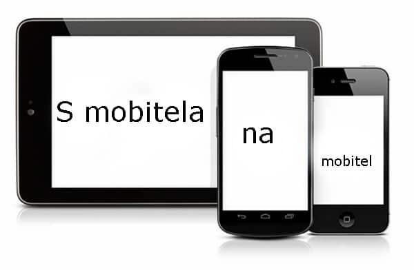 Kako prebaciti aplikaciju sa jednog mobitela na drugi
