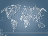 mapa svijeta
