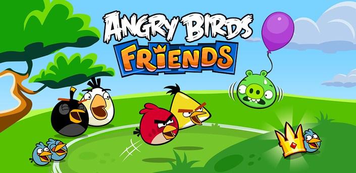 Angry Birds Friends upravo objavljen