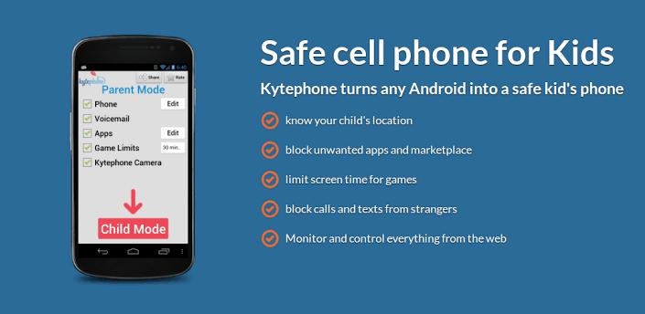 Mobitel siguran za dijete