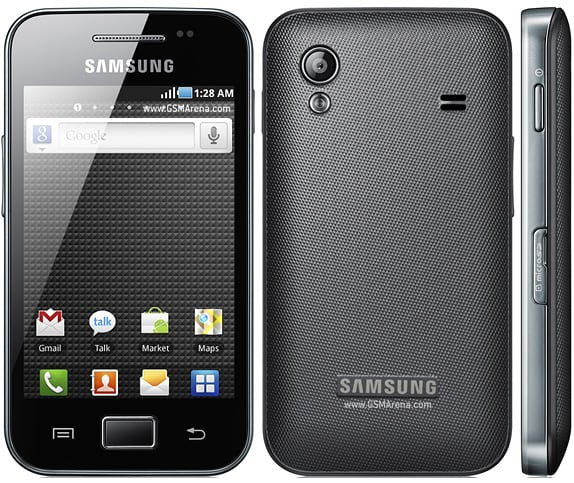 Samsung Galaxy Ace s5830 Democracy ROM