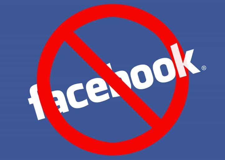 kako blokirati facebook
