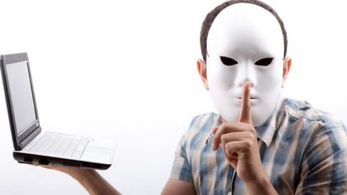 anonimnost na internetu