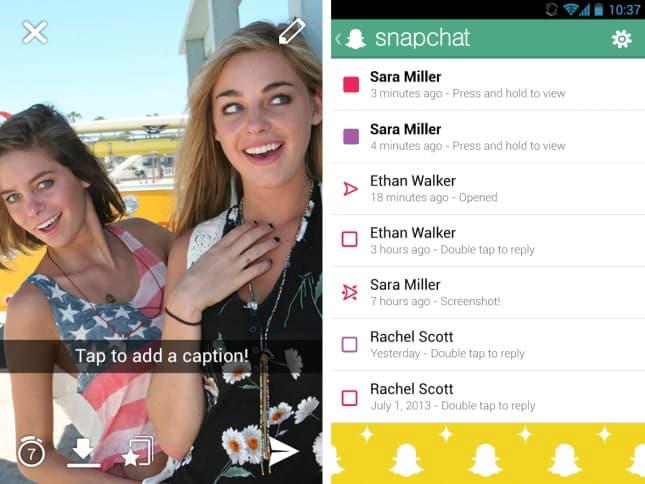 snapchat-za-android
