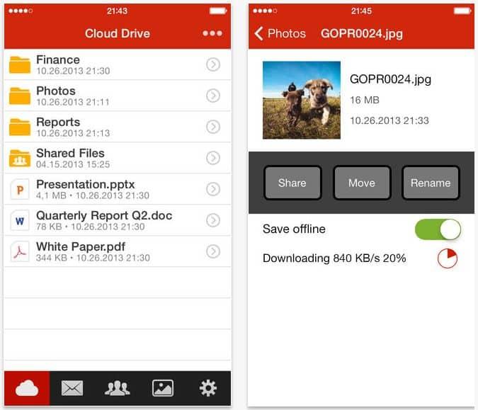 Mega-iOS-aplikacija