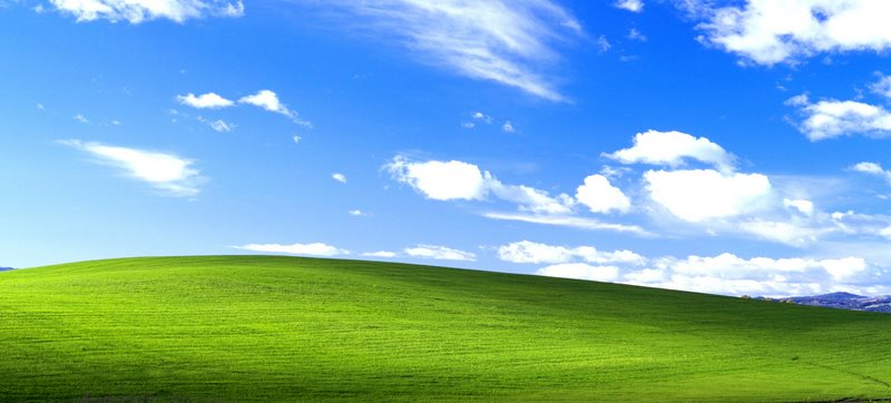 Fotograf otkrio tajnu iza pozadinske fotografije Windowsa XP