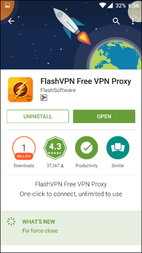 Flash-VPN-2