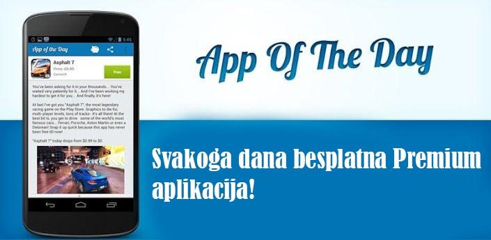 Svakoga dana Besplatna Premium aplikacija