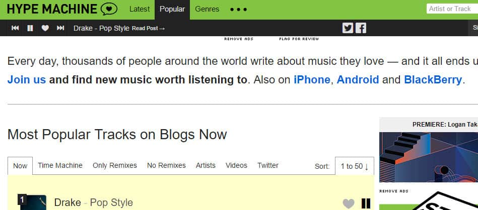 Kako slušati muziku preko interneta