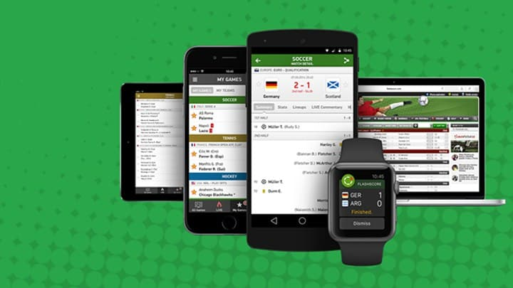 Mobilna aplikacija za sve ljubitelje sporta – Rezultati