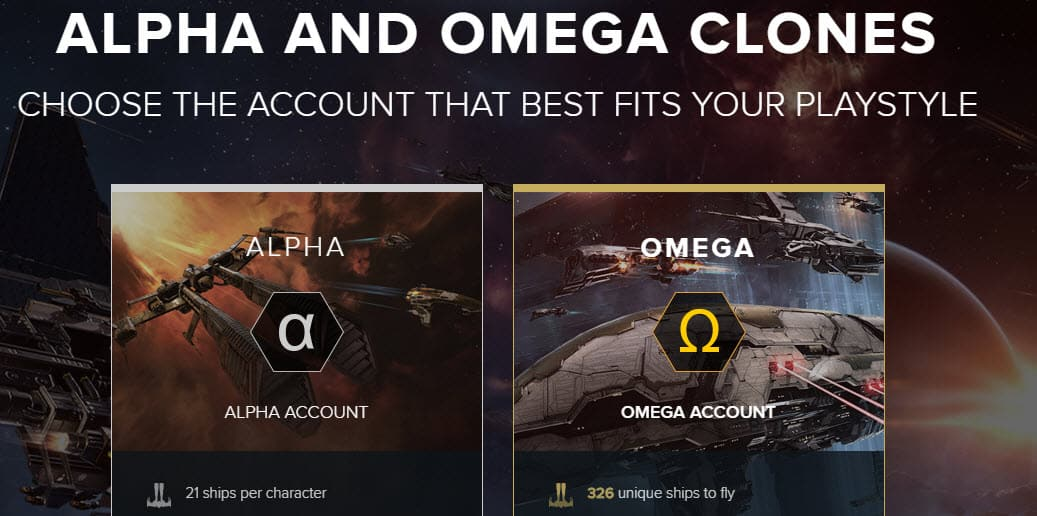 EVE Online Besplatan za igrat