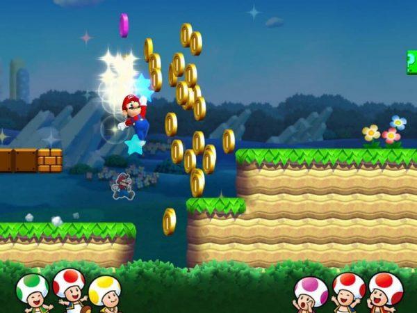 Super Mario za android, pribilježi se!