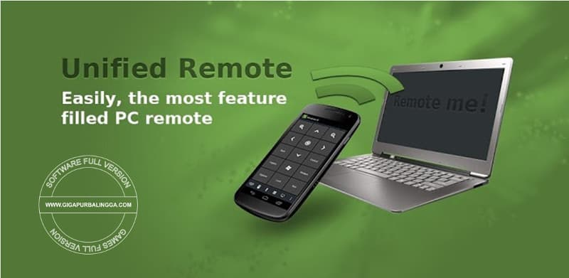 Upravljanje televizijom i laptopom preko mobitela