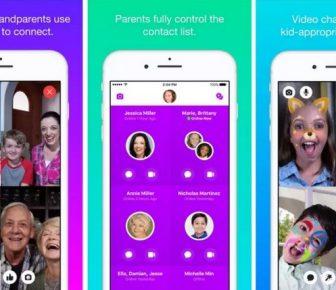 aplikacija facebook za djecu